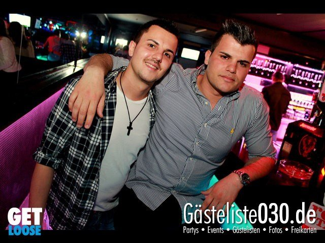 Partypics Club R8 04.05.2012 Get Loose - The finest in RnB – Hip Hop & The Best 90`s Blackmusic