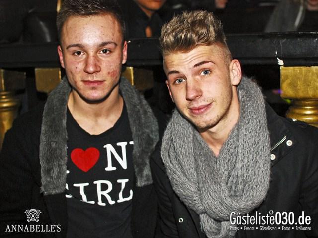https://www.gaesteliste030.de/Partyfoto #59 Annabelle's Berlin vom 13.04.2012