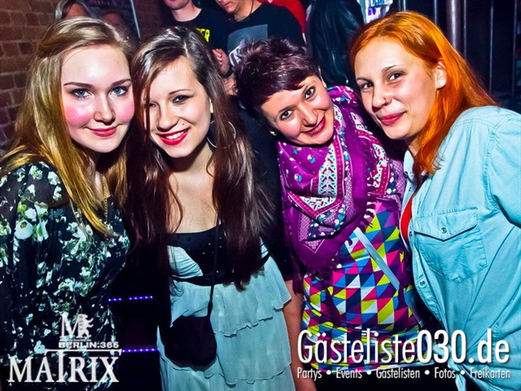 Partyfoto #49 Matrix 10.03.2012 Fruity!