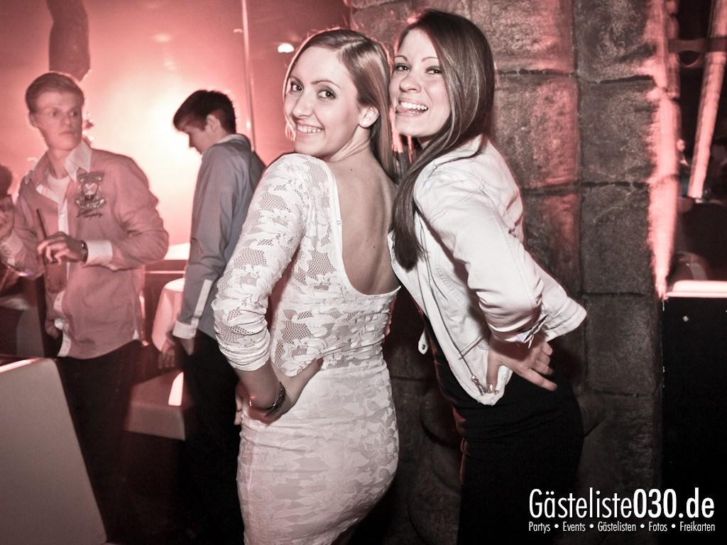 Partyfoto #75 Adagio 05.04.2012 Wilde Party