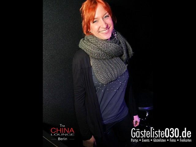 https://www.gaesteliste030.de/Partyfoto #90 China Lounge Berlin vom 11.02.2012