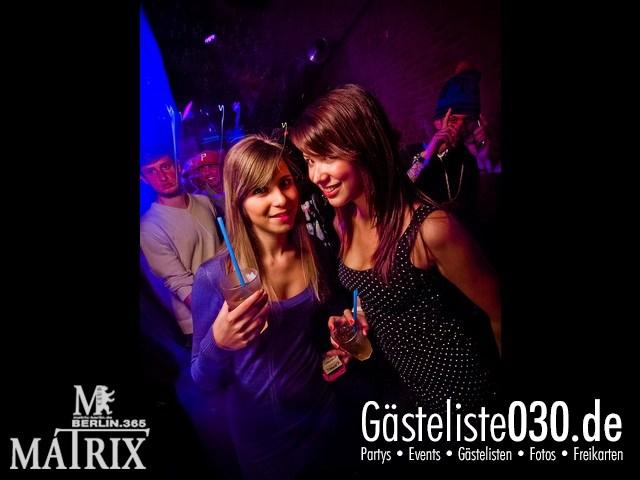 https://www.gaesteliste030.de/Partyfoto #13 Matrix Berlin vom 01.02.2012