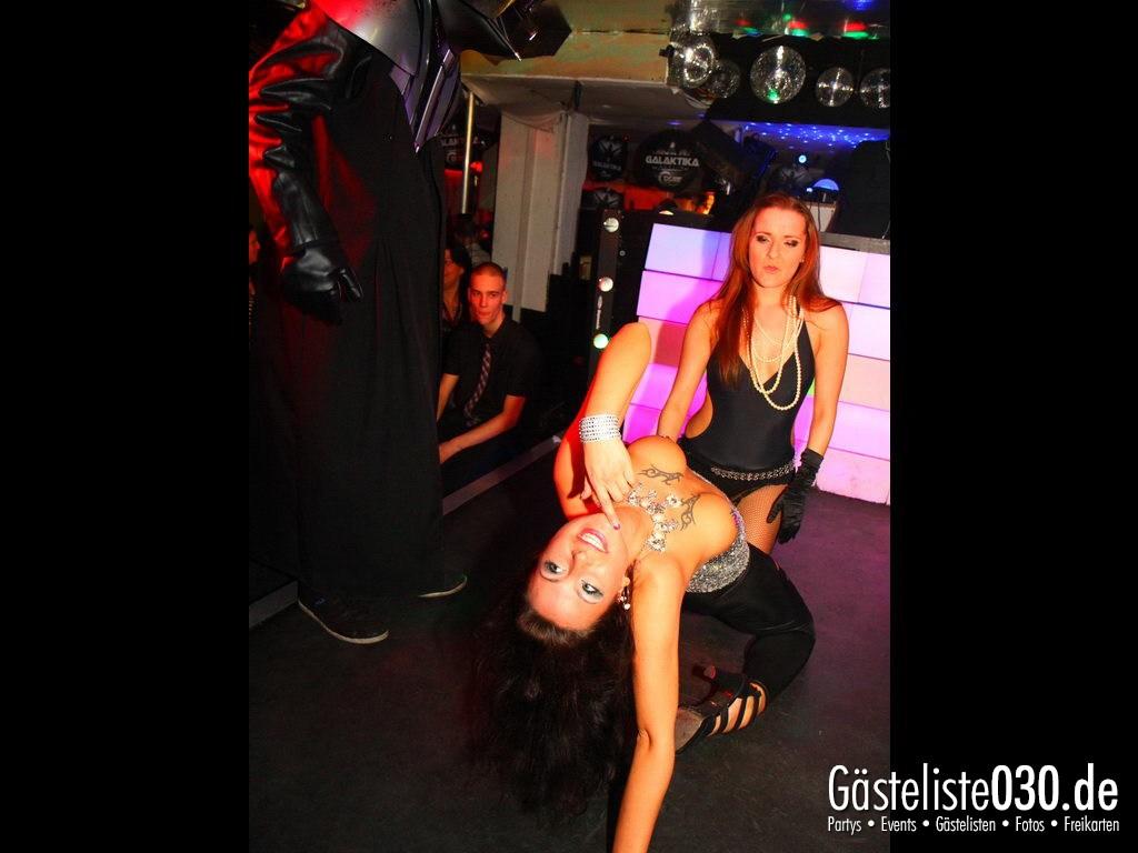 Partyfoto #49 Q-Dorf 03.03.2012 Galaktika