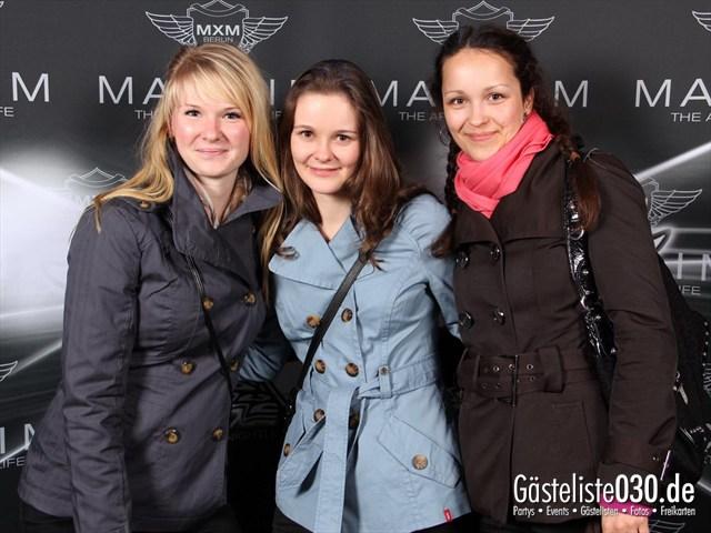 https://www.gaesteliste030.de/Partyfoto #62 Maxxim Berlin vom 24.03.2012