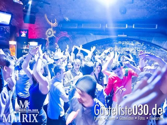 https://www.gaesteliste030.de/Partyfoto #65 Matrix Berlin vom 06.01.2012