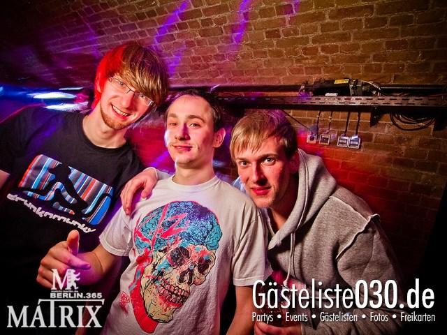 https://www.gaesteliste030.de/Partyfoto #39 Matrix Berlin vom 01.02.2012