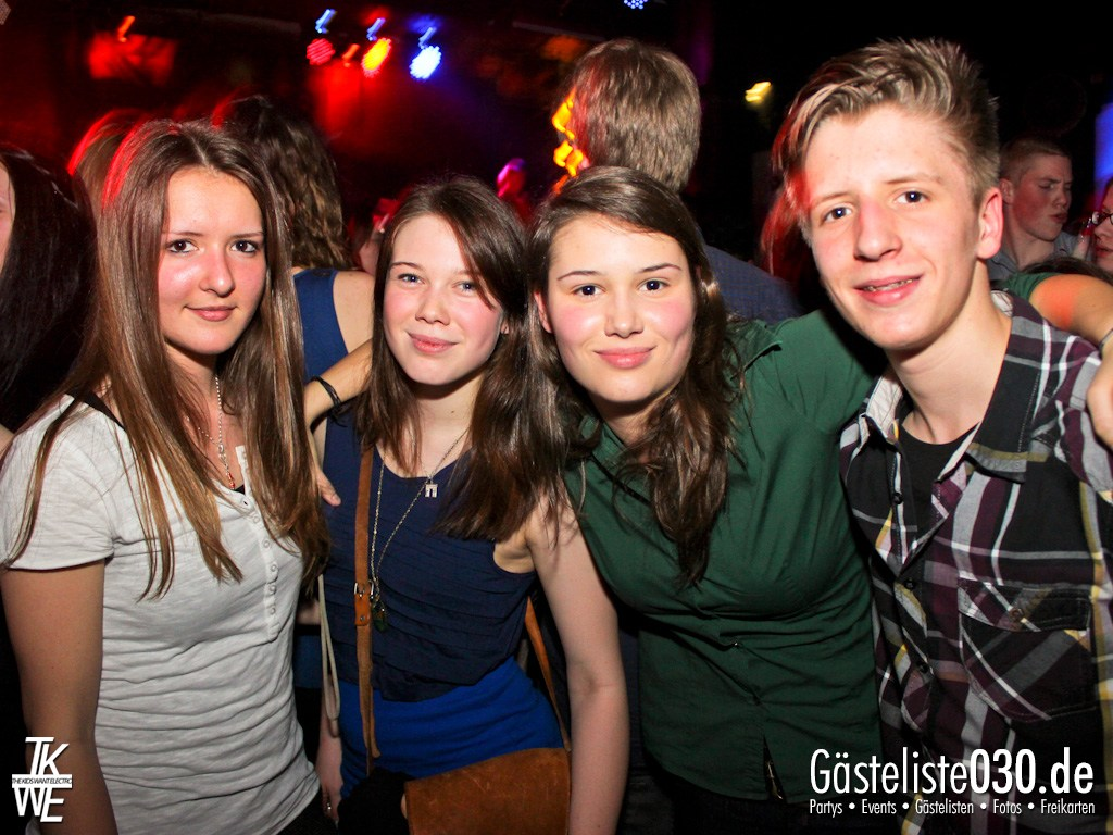 Partyfoto #75 Fritzclub 09.04.2012 The Kids Want Electro - Doppelte Ostern