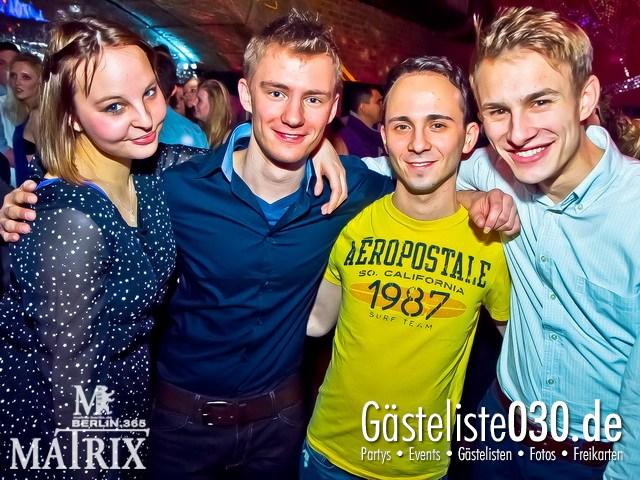 https://www.gaesteliste030.de/Partyfoto #59 Matrix Berlin vom 13.01.2012