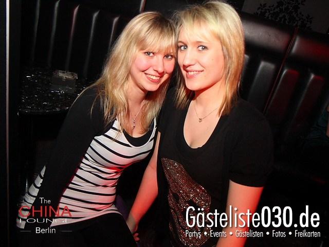 https://www.gaesteliste030.de/Partyfoto #59 China Lounge Berlin vom 11.02.2012