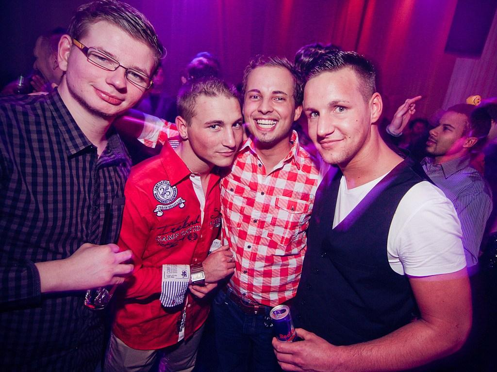 Partyfoto #49 Spindler & Klatt 07.01.2012 Nachtlegenden *that's awesome* One Year
