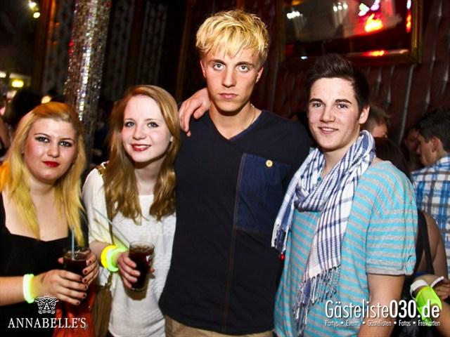 https://www.gaesteliste030.de/Partyfoto #123 Annabelle's Berlin vom 10.04.2012