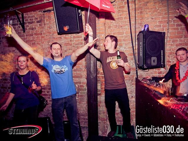 https://www.gaesteliste030.de/Partyfoto #72 Steinhaus Berlin vom 17.03.2012