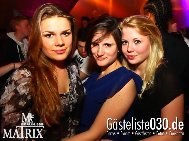 https://www.gaesteliste030.de/Partyfoto #89 Matrix Berlin vom 05.05.2012