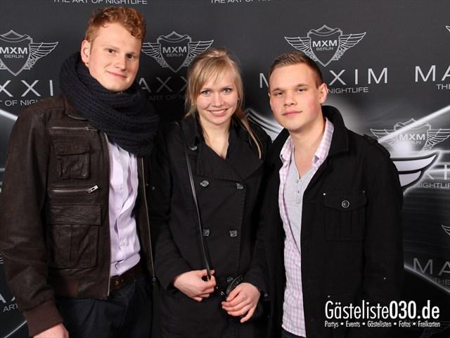 https://www.gaesteliste030.de/Partyfoto #29 Maxxim Berlin vom 30.03.2012