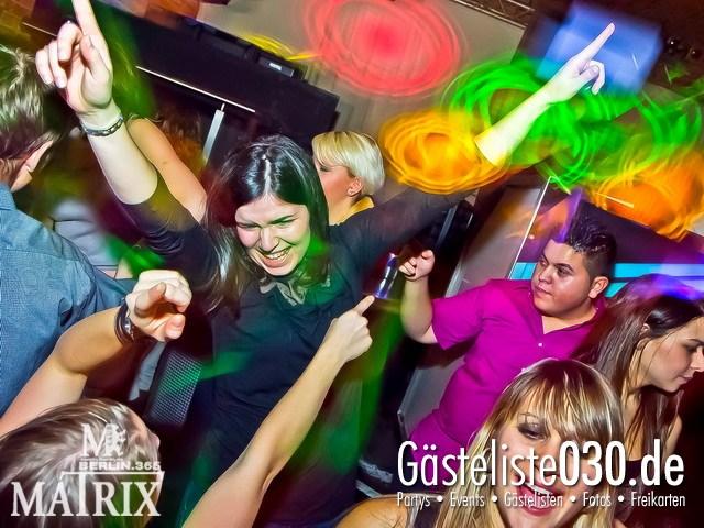 https://www.gaesteliste030.de/Partyfoto #68 Matrix Berlin vom 13.01.2012