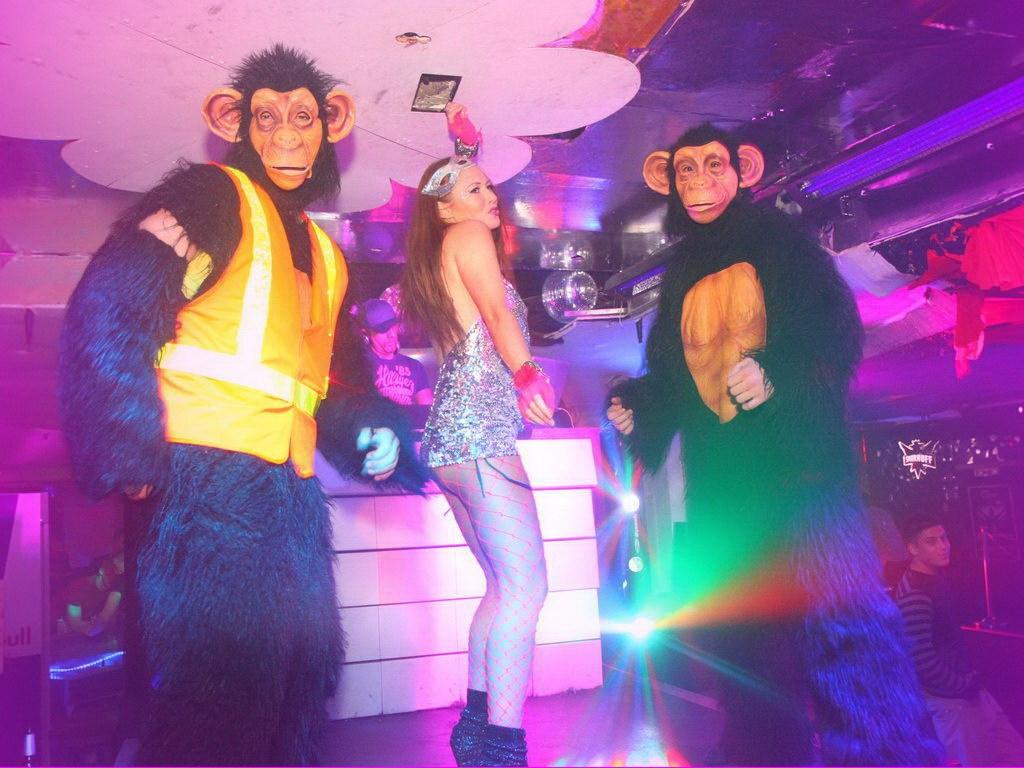 Partyfoto #75 Q-Dorf 18.01.2012 Berliner Clubnacht