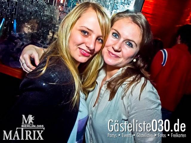 https://www.gaesteliste030.de/Partyfoto #41 Matrix Berlin vom 19.01.2012