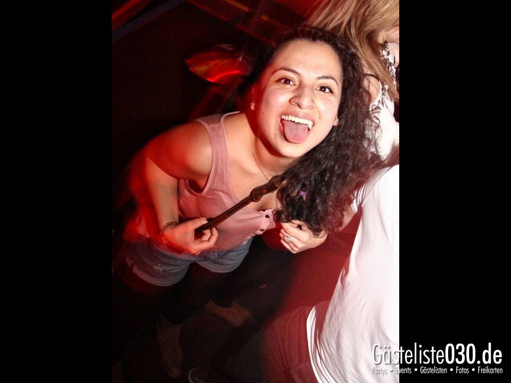 Partyfoto #49 Box Gallery 17.03.2012 Die mit den roten Lippen