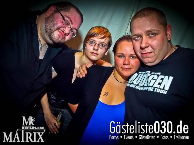 https://www.gaesteliste030.de/Partyfoto #10 Matrix Berlin vom 10.12.2011