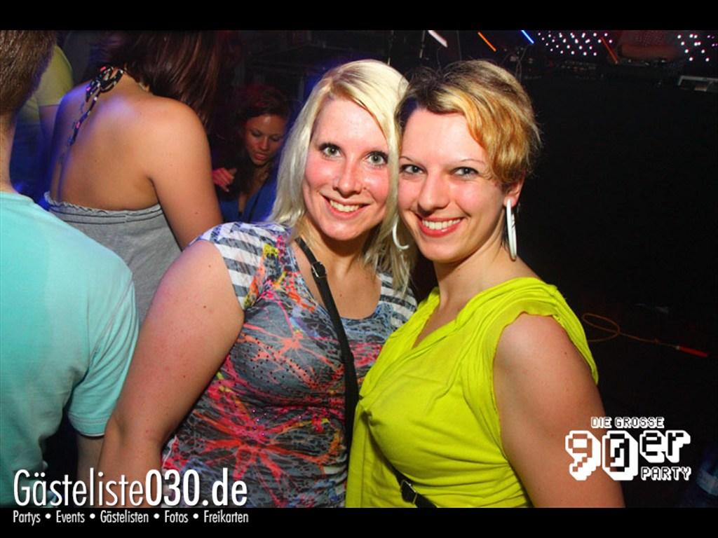 Partyfoto #48 Fritzclub 08.04.2012 !Back for Good! Die große 90iger Jahre Party im Fritz Club und Postbahnhof