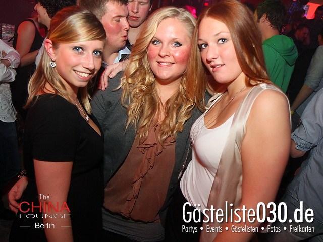 https://www.gaesteliste030.de/Partyfoto #29 China Lounge Berlin vom 09.12.2011