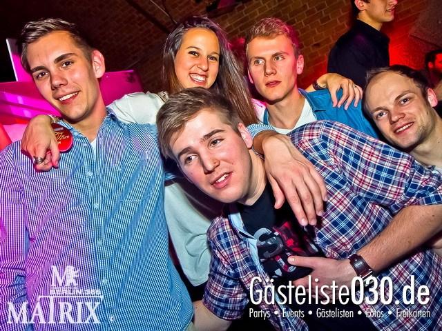 https://www.gaesteliste030.de/Partyfoto #65 Matrix Berlin vom 20.01.2012