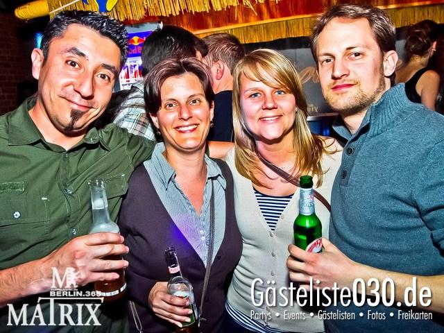 https://www.gaesteliste030.de/Partyfoto #31 Matrix Berlin vom 05.04.2012