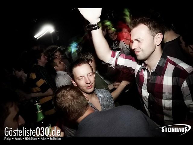 https://www.gaesteliste030.de/Partyfoto #53 Steinhaus Berlin vom 11.05.2012