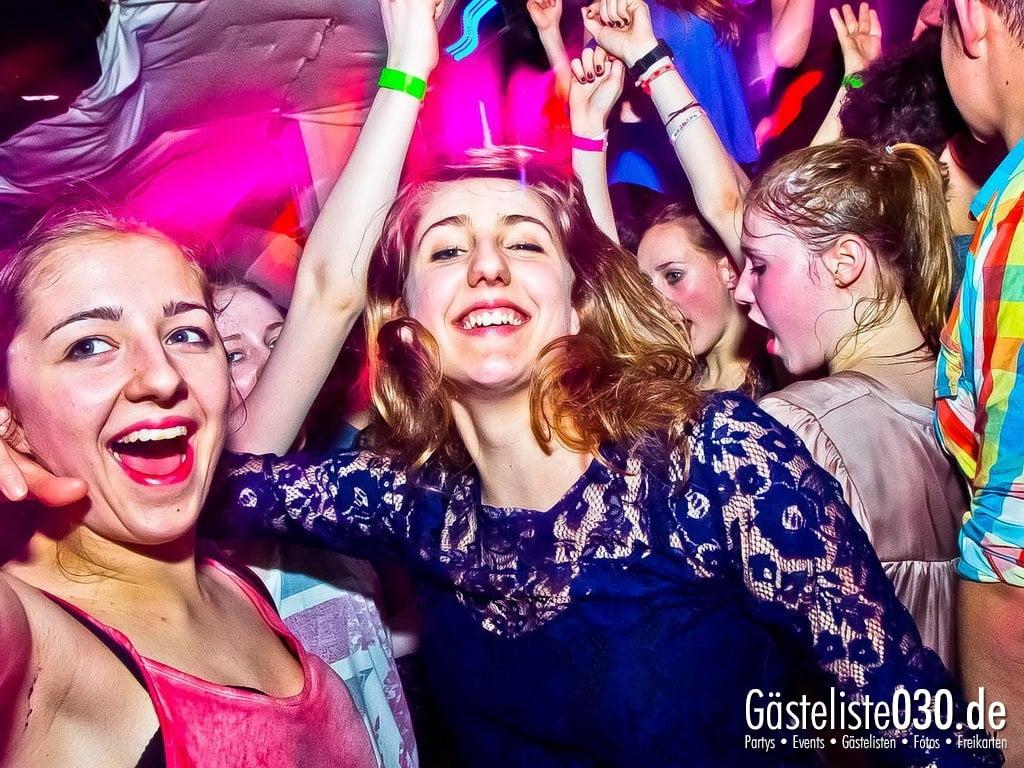 Partyfoto #50 Q-Dorf 21.03.2012 Abi Manic