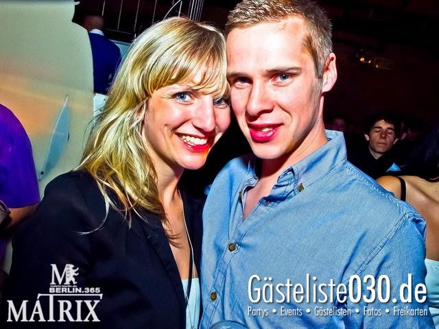 https://www.gaesteliste030.de/Partyfoto #101 Matrix Berlin vom 30.03.2012