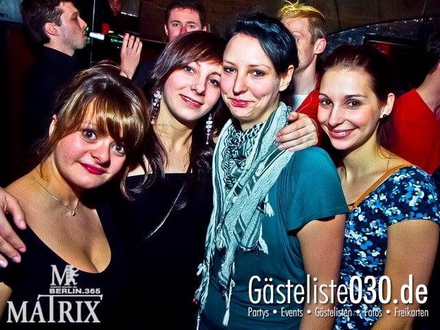 https://www.gaesteliste030.de/Partyfoto #82 Matrix Berlin vom 11.02.2011