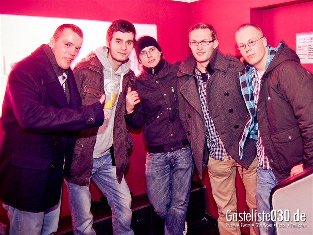 https://www.gaesteliste030.de/Partyfoto #103 Pulsar Berlin Berlin vom 27.01.2012