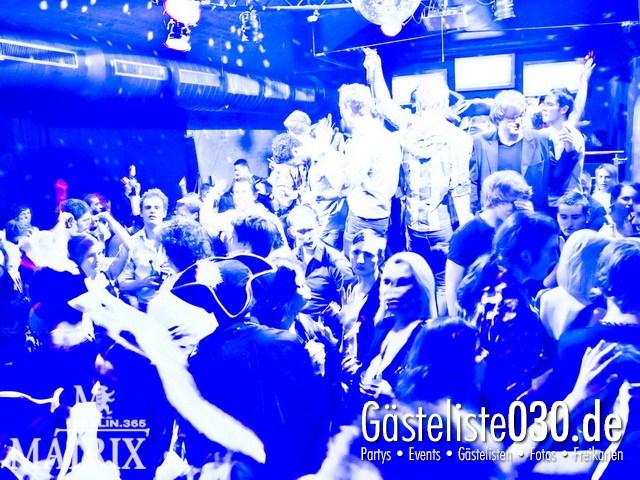 https://www.gaesteliste030.de/Partyfoto #38 Matrix Berlin vom 25.01.2012