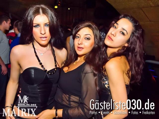 https://www.gaesteliste030.de/Partyfoto #22 Matrix Berlin vom 22.12.2011