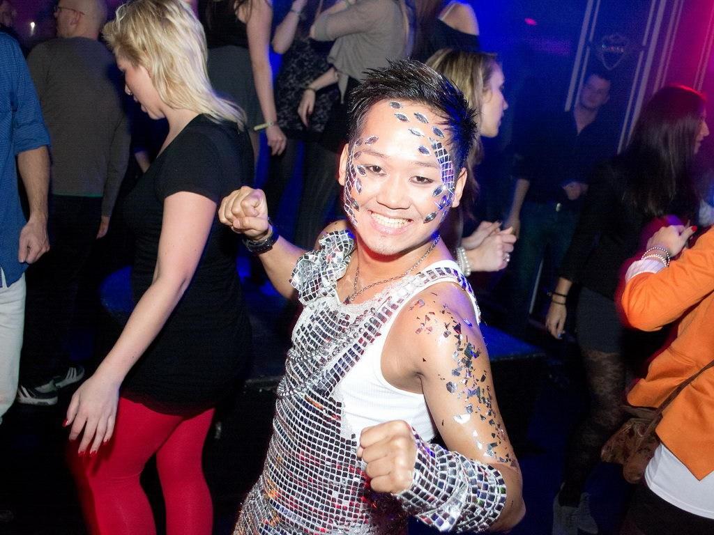 Partyfoto #50 Maxxim 25.12.2011 Pink Elephant