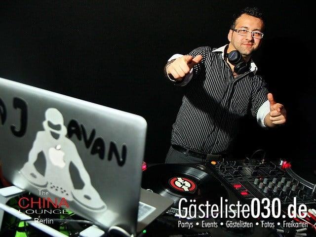 https://www.gaesteliste030.de/Partyfoto #63 China Lounge Berlin vom 13.01.2012