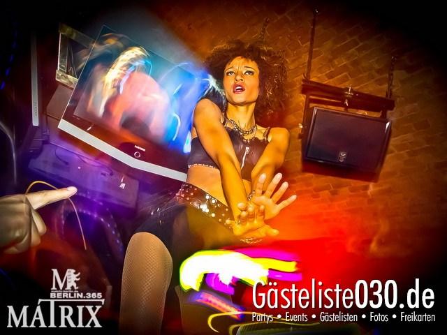 https://www.gaesteliste030.de/Partyfoto #35 Matrix Berlin vom 20.01.2012