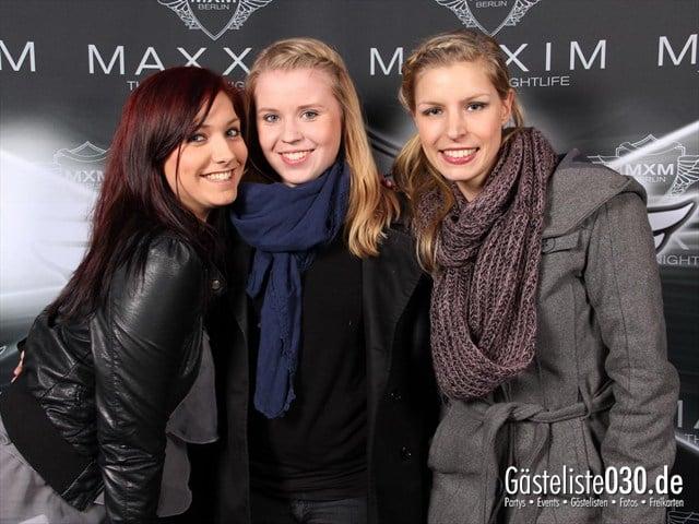 https://www.gaesteliste030.de/Partyfoto #2 Maxxim Berlin vom 24.03.2012
