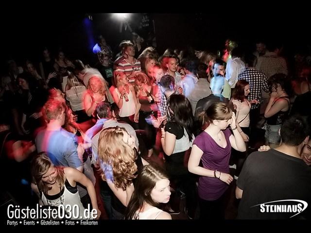 https://www.gaesteliste030.de/Partyfoto #65 Steinhaus Berlin vom 11.05.2012