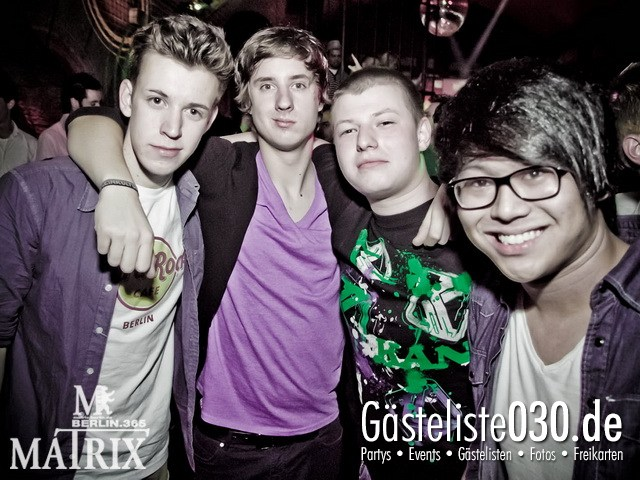 https://www.gaesteliste030.de/Partyfoto #86 Matrix Berlin vom 06.01.2012