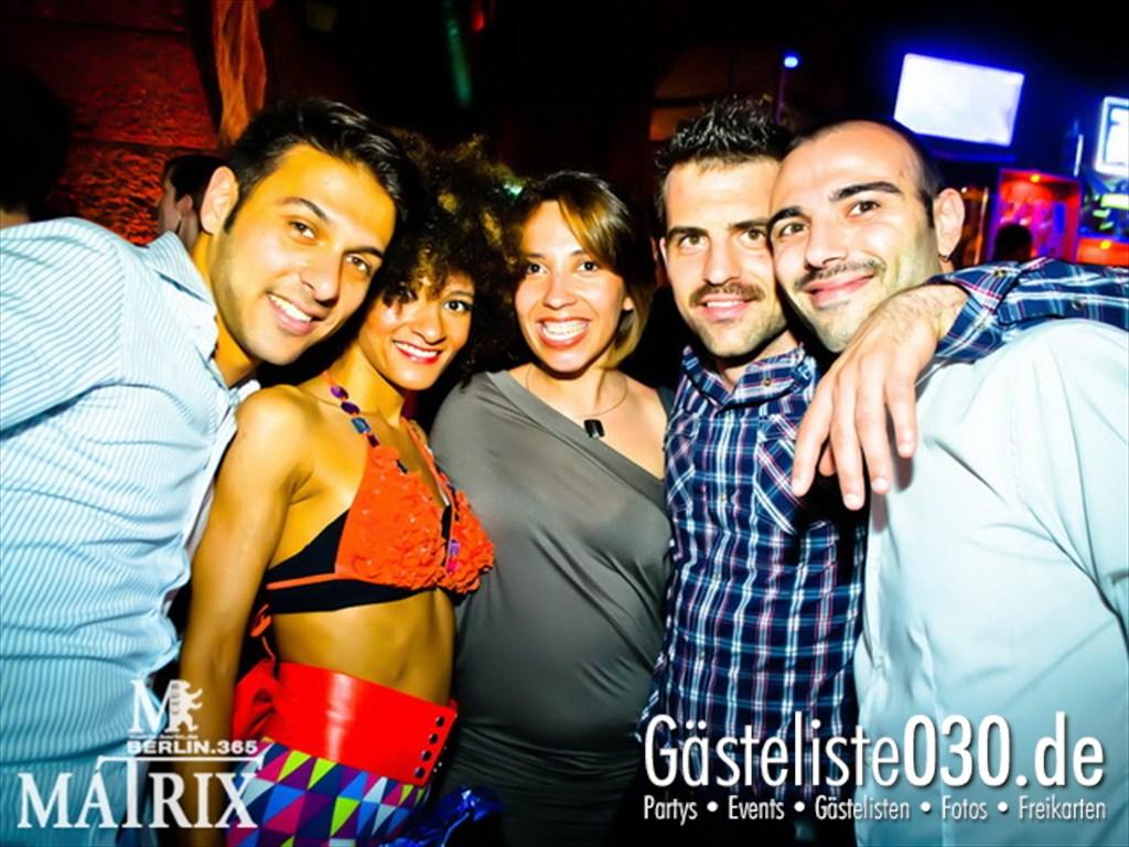 Partyfoto #48 Matrix 28.04.2012 Fruity!