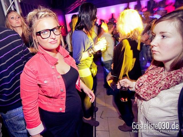 Partypics Pulsar Berlin 24.02.2012 Friday Discotheque