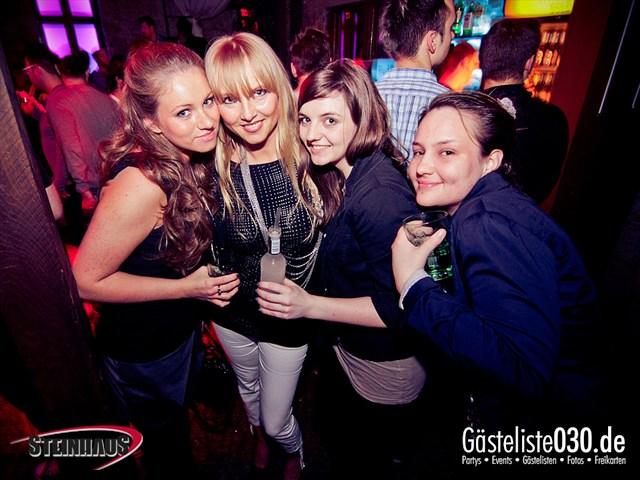 https://www.gaesteliste030.de/Partyfoto #62 Steinhaus Berlin vom 17.03.2012
