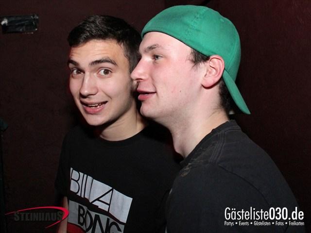 https://www.gaesteliste030.de/Partyfoto #42 Steinhaus Berlin vom 09.03.2012