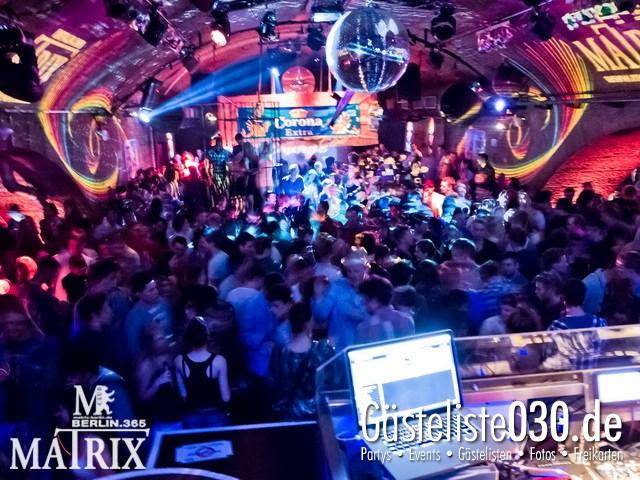 https://www.gaesteliste030.de/Partyfoto #59 Matrix Berlin vom 05.04.2012