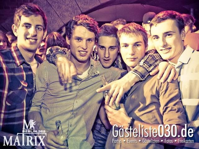 https://www.gaesteliste030.de/Partyfoto #69 Matrix Berlin vom 12.05.2012