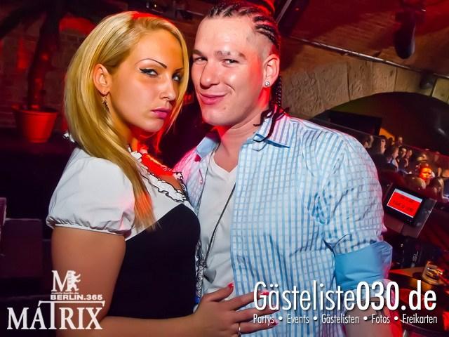 https://www.gaesteliste030.de/Partyfoto #52 Matrix Berlin vom 21.04.2012