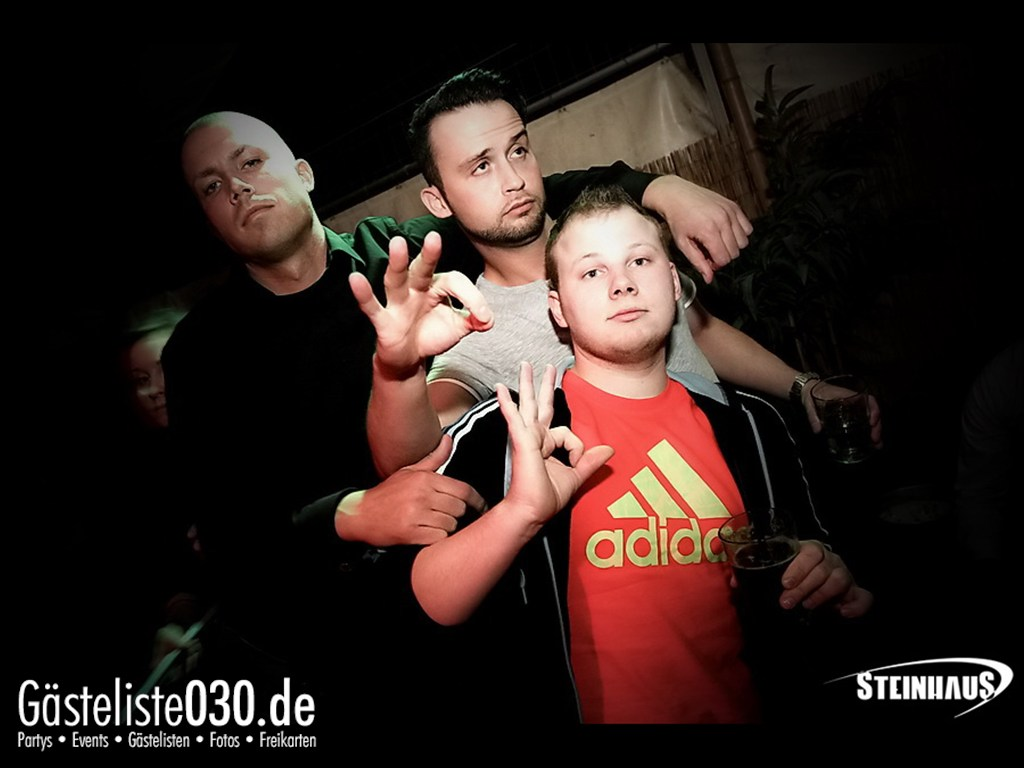 Partyfoto #49 Steinhaus 20.04.2012 Friday Night Club