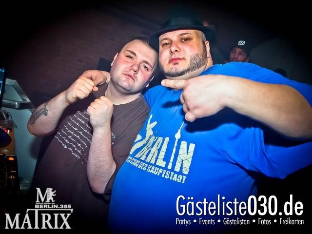 https://www.gaesteliste030.de/Partyfoto #41 Matrix Berlin vom 04.01.2012