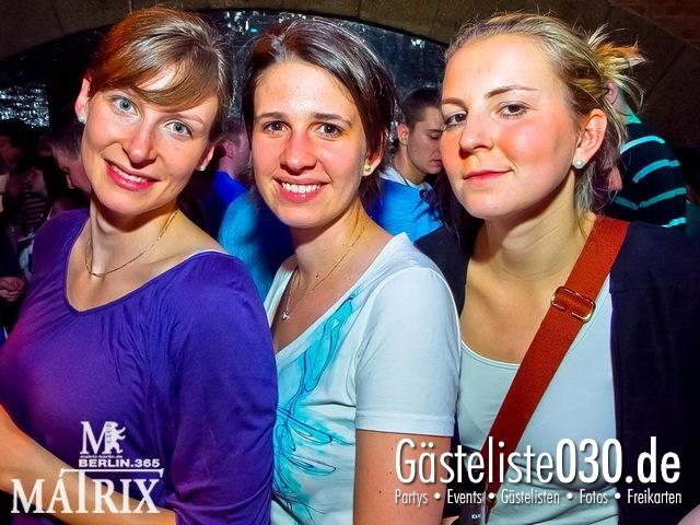 https://www.gaesteliste030.de/Partyfoto #90 Matrix Berlin vom 25.04.2012